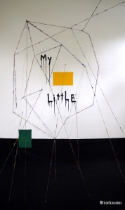 my little (black) secrets SEIDE II artprojectbrockmann